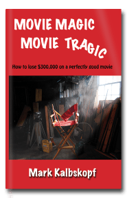 Book cover for Movie Magic, Movie Tragic