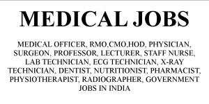 Medical Jobs
