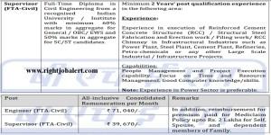 Civil Engineering Diploma Jobs 39670 Salary Per month