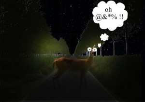 A_deer_in_the_headlights__by_James_The_Nose