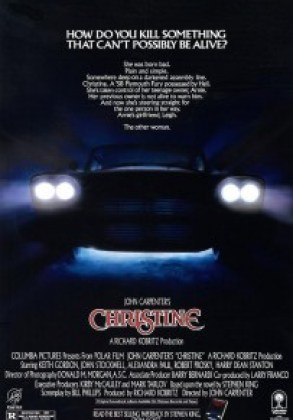Christine Movie Poster1