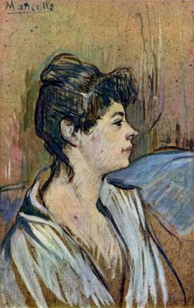 Henri de Toulouse-Latrec, Marcell, 1894