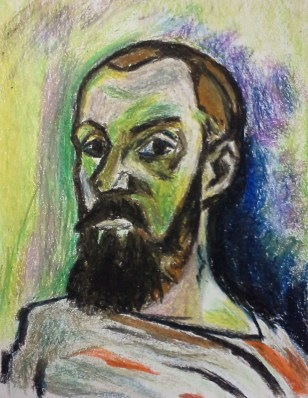matisse-self-portrait