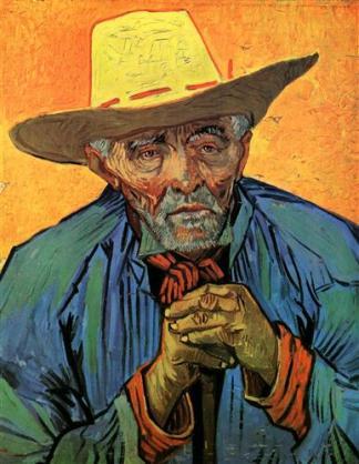 Vincent Van Gogh, Portrait of Patience Escalier, 1888