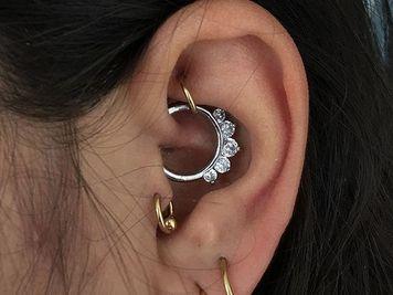best rook piercing jewelry