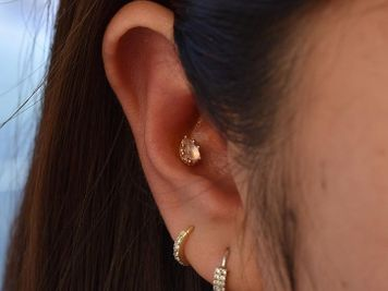 conch piercing prices