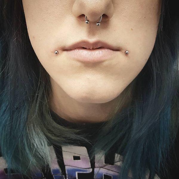 dahlia piercing jewelry