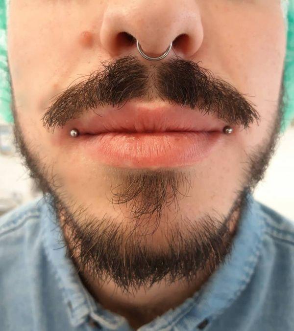 dahlia piercing men