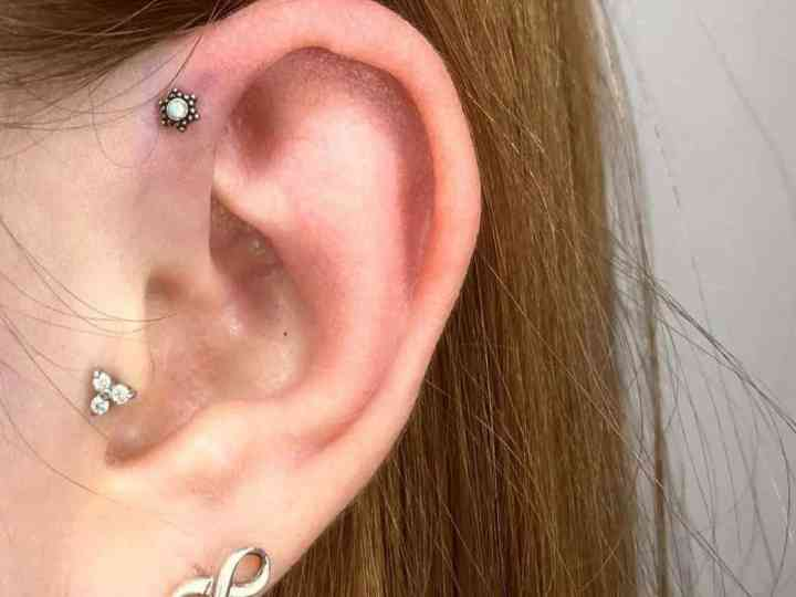 healing time for ear