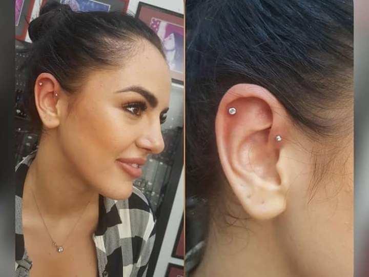 fake ear jewelry