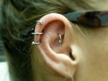 spiral piercing cost