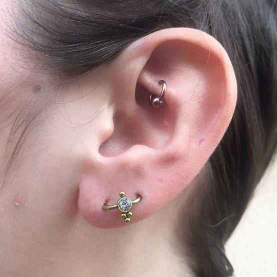 what is an orbital piercing