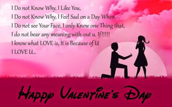Happy Valentines Day Quotes Love, Special and Funny