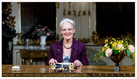 HM Queen Margrethe II
