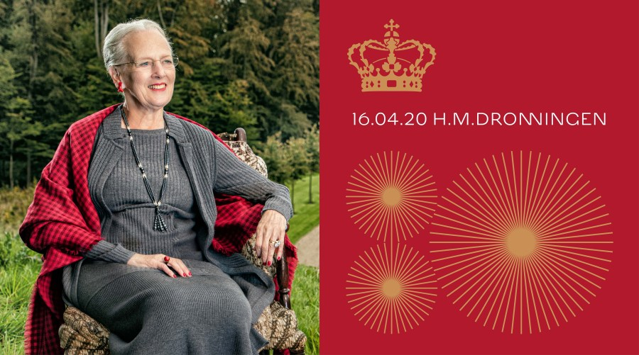 queen margrethe 80th birthday