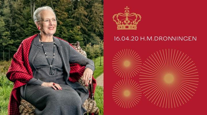 queen margrethe 80th birthday