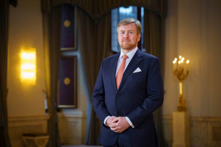King Willem-Alexander, 2020.  Photo: © RVD - Martijn Beekman