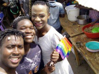 LGBTI Ugandans prepare for Pride in refugee camp
