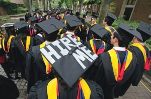 Tips for graduate jobseekers, from a recent graduate