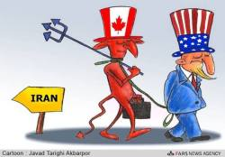 Canada the U.S.s pet devil turns its back on Iran