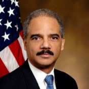 Eric Holder official portrait