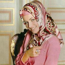 Like much else in Turkey the headscarf can have subtle qualities