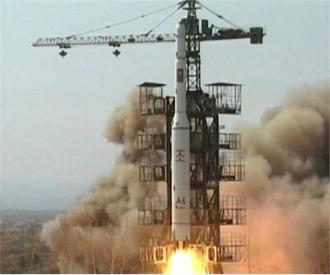 Unha3 launch vehicle