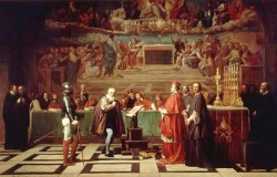 Galileo before the Holy Office-500