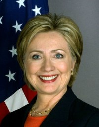 Hillary Clinton official Secretary of State portrait crop1