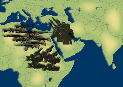 Weapons to Gaza and Beyond The New Silk Route