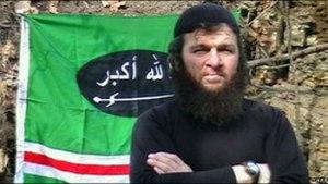 Chechen Terrorist Doku Urmarov Islamist Terrorist