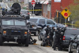 Islam in America Terrorist Attack Boston