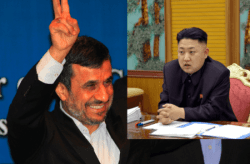 North Korea and Iran