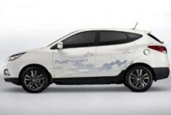 ix35 Fuel Cell SUV Hyundai