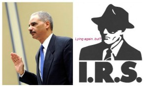 Holder Are You Telling More Lies