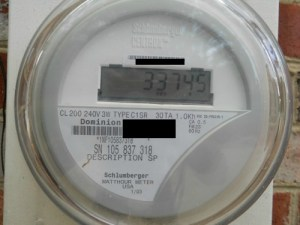 Smart Meter from Dominion Virginia Power