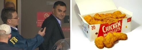 Halal Chicken McNuggets