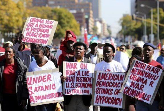 Obama Lie Destroy US Economy