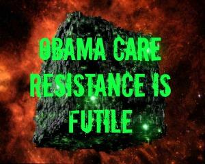 The ObamaCare Borg