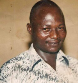 Dauda Dalyop killed in attack along with his two sons. Morning Star News photo