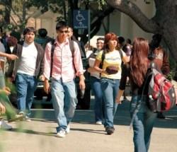 ELAC Campus Students