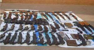 Weapons Seized Naco Sonora 20 Nov 2009.jpeg