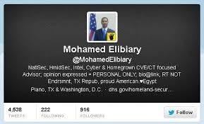 Twitter of Mohamed Elibiary
