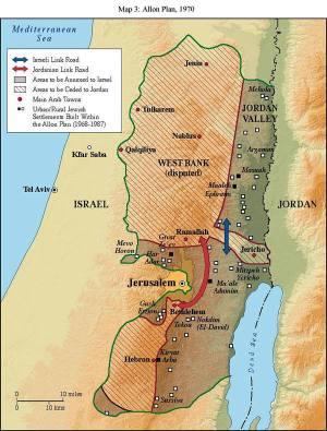 Jordan Valley Eastern Defense