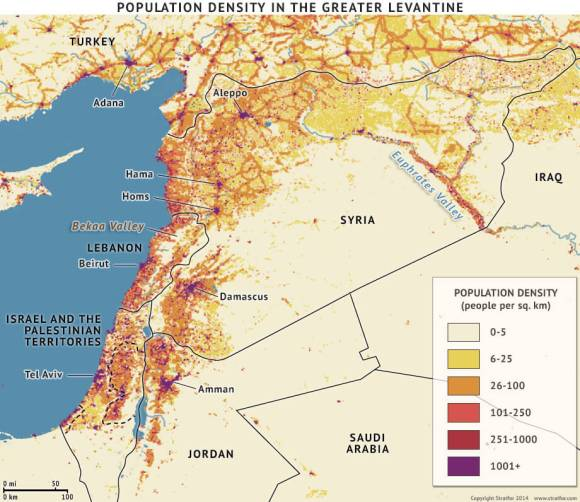 Syria Monograph Pop Density v2
