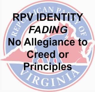 Republican Party of Virginia Identity Crisis