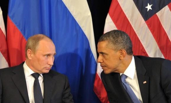 Obama Putin relations