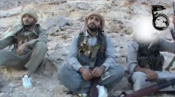 Terrorists from the group Ansar Bayt al-Maqdis