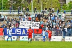 Pray for Bosnia Death for Serbia