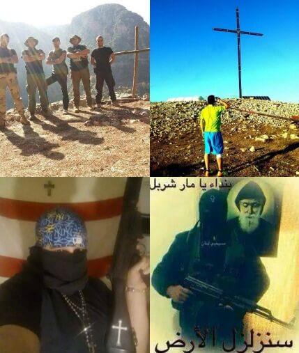 Christian Militia Lebanon
